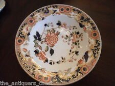 Antique Crescent China George Jones & Sons Stoke on Trent England soup Plate[a1]