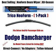 Super Premium NeoForm Wiper Blade Qty 1 fits 1974-1993 Dodge Ramcharger - 16180