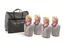 Electronic Anne Adult Q CPR Training Manikin NEW - Connect to your iPad 4 pack