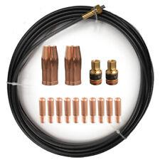 Tips Nozzle Diffuser Liner Fits Hobart Handler 135 140 175 180 187 Mig Welder
