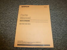 Caterpillar Cat 2M40.17 3M40.17 4M40.17 Hatz Engine Parts Catalog Manual Manual