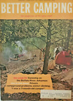 Better Camping Jan/Feb Winter 1965 - Buffalo River - NCHA