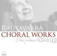 Einojuhani Rautavaara - Choral Works [New CD] Boxed Set