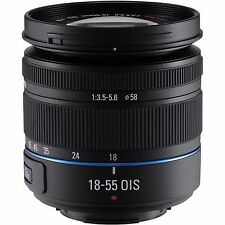 Samsung NX 18-55 mm F3.5-5.6 OIS III Objectif Zoom-Noir