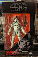 STAR WARS BLACK SERIES AT-AT DRIVER 6IN ACTION FIGURE, NEW IN BOX