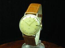 Ducado Anchor 14kt 585 Yellow Gold Hand Wound Men's Watch / Caliber Puw 360
