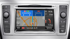 Toyota Touch & Go / Touch & Go Plus Map Update Spring 2021