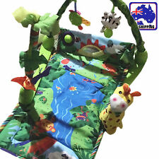 Baby Kids Forest Fancy Space Soft Toy Play Mat Activity Carpet Gym BCUS43804