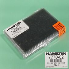 "NEW HAMILTON 7770-02 Replacement Needles RN NDL 6/PK (22/2""/3)S"