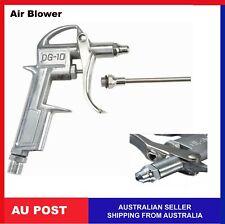 Air Blow Gun Pistol Trigger Cleaner Compressor Duster Dust Blower Nozzle