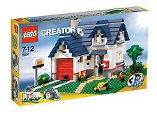 LEGO Creator Maison avec Garage 5891-NEUF ET Neuf dans sa boîte