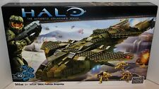 NEW: Mega Bloks Halo UNSC Pelican Dropship #96824 - Factory Sealed set