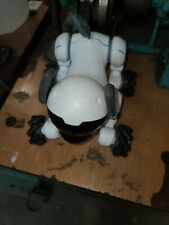 WowWee 0805 Chip Robot Toy Dog - White (Dog Only) Works Great! Make Offers!