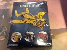 40K Warhammer Ork Wazbom Blastajet Dakkajet Blitza Burna Bommer Box NIB
