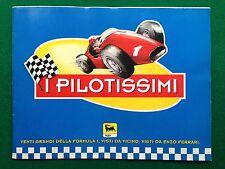 ALBUM Figurine I PILOTISSIMI F1 , Ed. AGIP 1994 COMPLETO !!! 100%