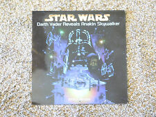 STAR WARS 1999 WALL CALENDER DARTH VADER REVEALS ANAKIN SKYWALKER