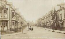 Bridlington. Blackburn Avenue in Spurr's Series, Bridlington.