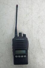 Vertex Standard Vx 354 Ag7b 5 Uhf Two Way Radio With Lithium Ion Baterry
