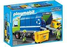 YRTS 6110 Playmobil Camión de Reciclaje ¡Nuevo en Caja! ¡New!
