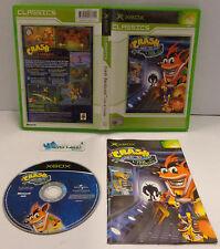 Game Console Gioco Microsoft XBOX PAL ITALIANO - CRASH BANDICOOT L'IRA DI CORTEX