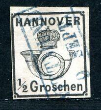 HANNOVER 1860 17y gest minimal aufgerauht 250€(J5749