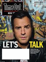 TIME OUT NEW YORK MAGAZINE FEBRUARY 15 28 2017 JUSTIN THEROUX NEW&UNREAD