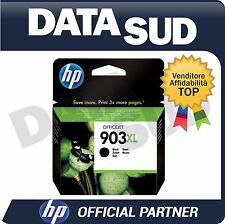 CARTUCCIA HP 903XL ORIGINALE BLACK NERO INK-JET PER HP OfficeJet Pro 6950,6960..