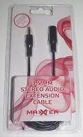 Rallonge Stereo Audio Jack 3.5 mm 3 M Extension Cable Smartphone Lecteur MP3