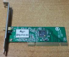 Scheda di rete Atlantis Land Wi-Fi wireless netfly PCI 54 A02-PCI-W54