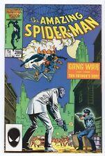 The Amazing Spider-Man #286 Gang War Part Three