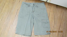 Women's Gloria Vanderbilt Olive Green Capri Pants Size 6