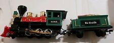 G Scale 4068 Scientific Toys RC Toy Train  Engine The Rio Grande & Coal Car