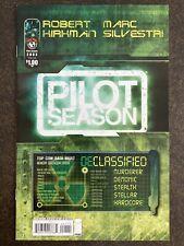 PILOT SEASON DECLASSIFIED 1 2009 1ST HARDCORE STEALTH TOP COW KIRKMAN SILVERSTRI