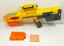 Nerf N-Strike Deploy CS-6 Dart Blaster Gun with Light and 6 Darts Tested Works