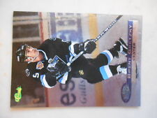 1994-95 Classic Images Silver Brent Gretzky Atlanta Knights #17 Hockey Card