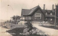 NORWAY,  BERGEN,  Flörstuen - Real Photo by K. Knudsen