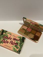 Too Faced - 'Shake Your Palm Palms' Eye Shadow Palette BNWB Authentic