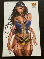 Grimm Fairy Tales #120 Steel City Con Exclusive Ltd 750 Tyndall Cover