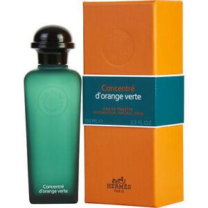 Hermes D'orange Vert Concentre By Hermes Edt Spray 3.3 Oz