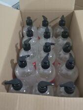 Gel Hidroalcohólico Baktogel 1L con dosificador Lote de 15 botellas