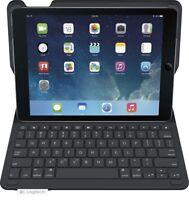 "Logitech Type+ Wireless Keyboard Folio Cover Case iPad 6 2018 A1893, A1954 9.7"""