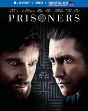 Prisoners (Blu-ray+DVD), DVD, Melissa Leo, Jake Gyllenhaal, Paul Dano, Viola Dav