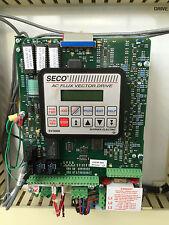 Warner Electric SECO SV3402 2HP AC Flux Vector Drive - VFD
