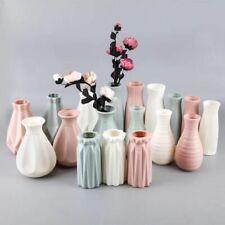 Plastic Flower Vase Decoration Home Flower Vases Decor Vase Pot Decor Flowers