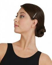 Capezio Women's Sparkle Bobby Pins Silver Clear One Size - ABH4001