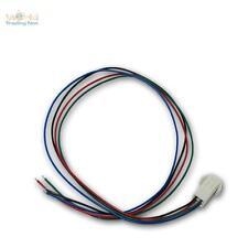 Cable de conexión para RGB luz de tira llevada de aluminio con Hembra