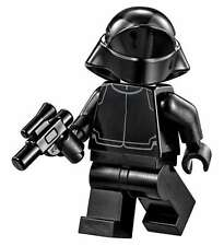 LEGO STAR WARS FIRST ORDER CREW MEMBER w/LIGHT FLESH MINIFIGURE 75104 L040