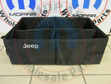 JEEP Rear cargo tote organizer bag NEW OEM MOPAR