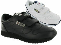 MENS ADOR VELCRO TRAINER SPORTS GYM RUNNING WALKING SHOES TRAINERS UK SIZE 6-12