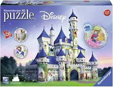 Ravensburger Disney Princess Castle 216pc 3D Puzzle